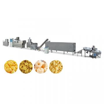 Floating Fish Food Aquatic Animals Feed Pellet Extruder Machine