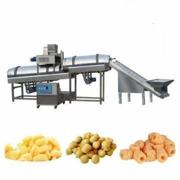 corn kurkure Cheetos snack food manufacturing extruder plant niknak snack making machine